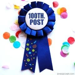 100th posts